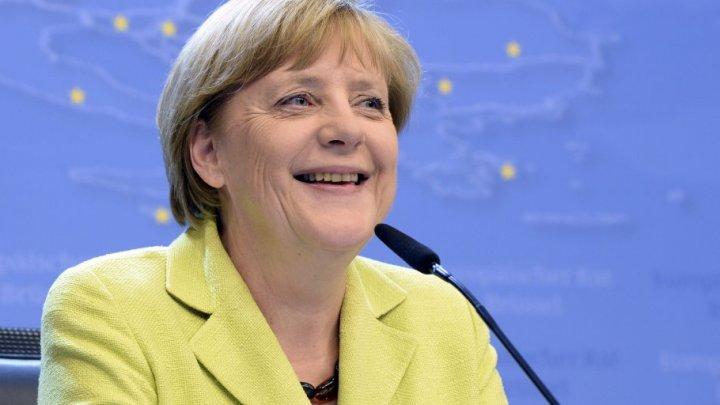 Merkel susţine că Nord Stream 2 nu va face Germania dependentă de gazul rusesc