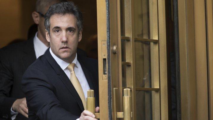 Michael Cohen, fostul avocat al lui Donald Trump, a fost condamnat la trei ani de închisoare