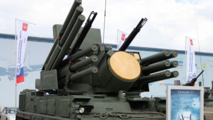 RAPORT: Rusia a urcat în 2017 pe poziţia a doua în clasamentul ţărilor producătoare de arme