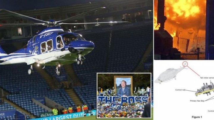 DEZVĂLUIRI: Care a fost cauza care a dus la accidentul în care a murit patronul lui Leicester