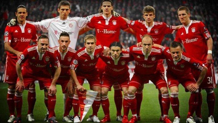 Clubul Bayern Munchen, amendat din cauza comportamentului suporterilor săi