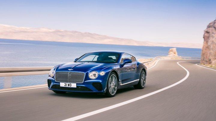 CEO-ul Bentley spune când va fi lansat primul model electric al companiei