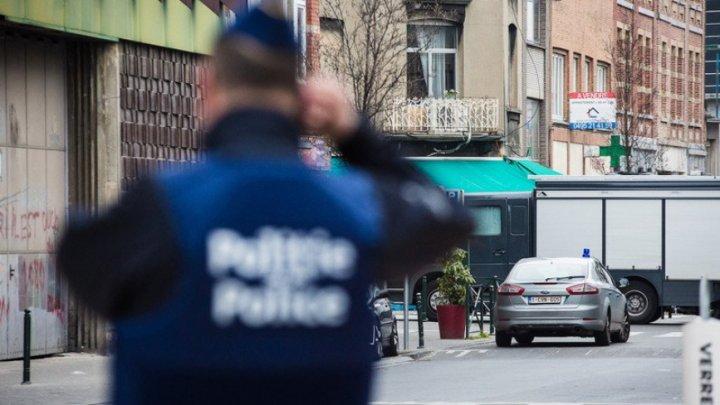 FOCURI DE ARMĂ într-un restaurant din Bruxelles. Poliţia caută un suspect
