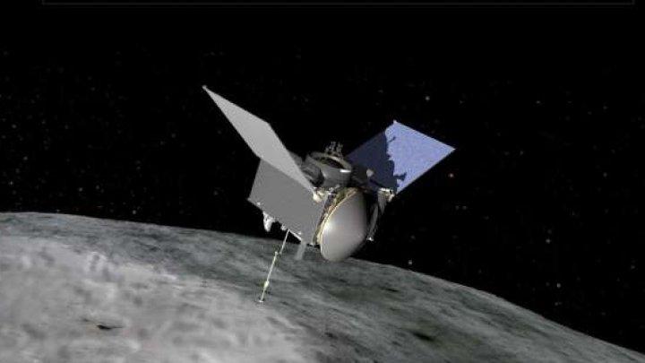 O sondă a NASA va asoliza pe un asteroid după doi ani de călătorie în spaţiu. Momentul va fi transmis LIVE