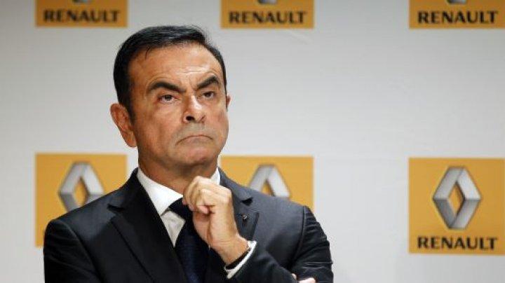 Carlos Ghosn rămâne preşedinte director general la Renault