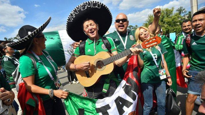Trei suporteri mexicani nu au mai plecat din Rusia, după Cupa Mondială. Ce s-a întâmplat cu viaţa lor