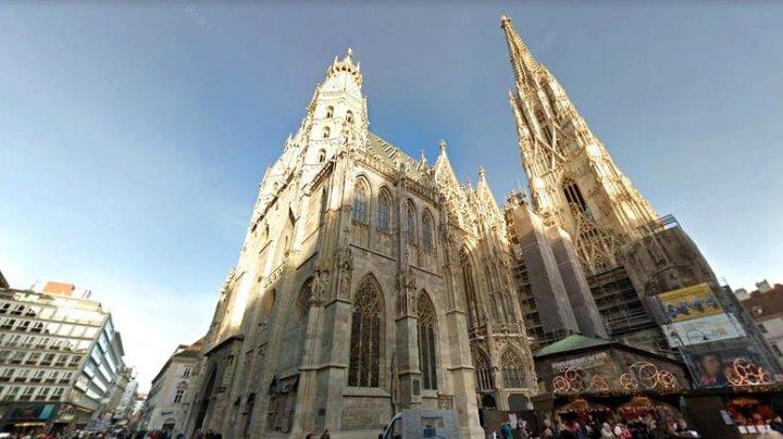 Catedrala Sfântul Ştefan din centrul Vienei a fost evacuată după o amenințare cu bombă