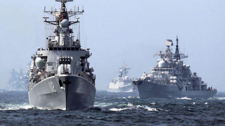 Un colonel chinez avertizează SUA: Nu vom permite activităţi de perturbare ale navelor americane în apele noastre teritoriale