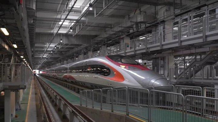 UNDE VERDE unui PROIECT AMBIŢIOS. China va construi primul traseu subacvatic de tren