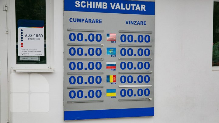 CURS VALUTAR 27 august: Cât costă un euro și un dolar
