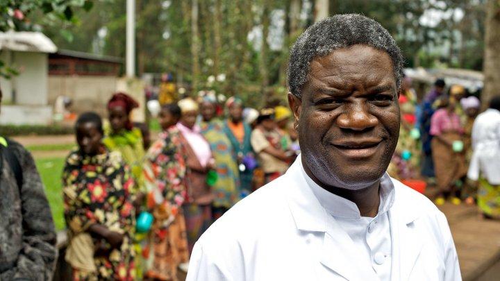 Denis Mukwege, printre laureaţii premiilor Nobel din 2018