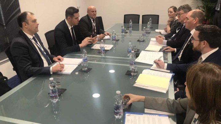 Tudor Ulianovschi:Deschiderea Ambasadei Republicii Moldova la Dublin va crea noi perspective în aprofundarea relațiilor dintre ţara noastră şi Irlanda
