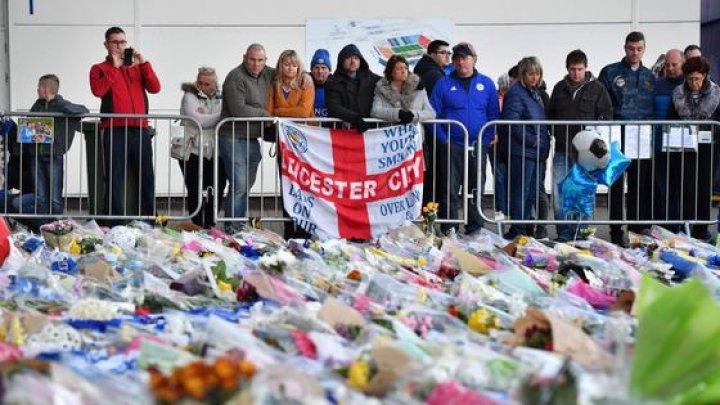 Cauzele prăbuşirii elicopterului în care se afla patronul Leicester au fost aflate