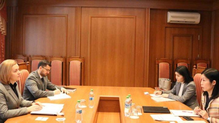 Proiectele finanţate de către JICA în Republica Moldova au fost discutate la Chişinău