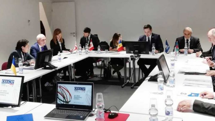 Moldova a transmis Ucrainei preşedenţia GUAM