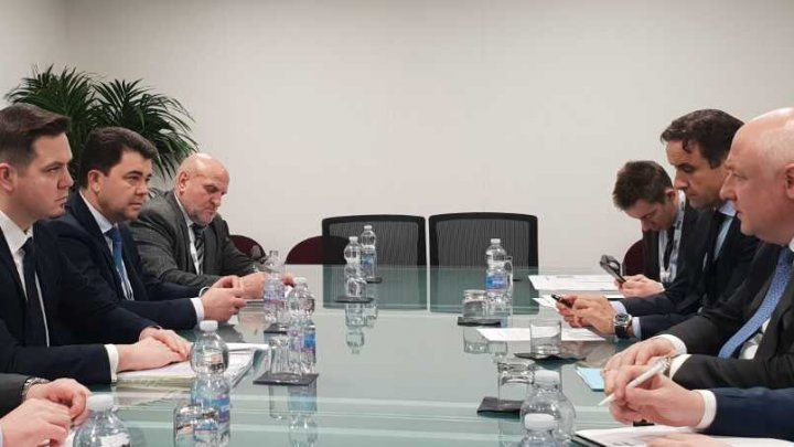 Tudor Ulianovschi s-a întâlnit cu președintele Adunării Parlamentare OSCE, George Tsereteli. Ce au discutat oficialii