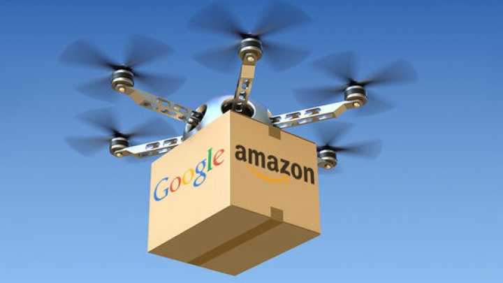 Google începe testarea serviciul de livrare cu drona în Europa