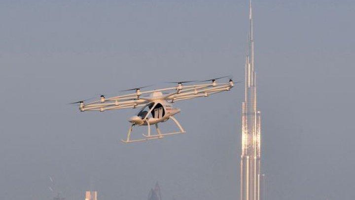 Zeci de zboruri suspendate la aeroportul Gatwick din Marea Britanie din cauza prezenţei unor drone
