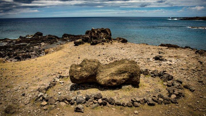 Un cutremur cu magnitudinea 6,2 a zguduit Insula Paştelui