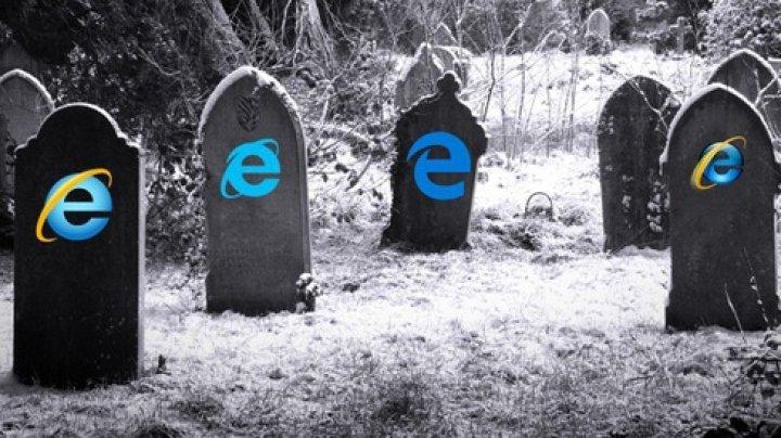Microsoft va renunţa la browser-ul Edge