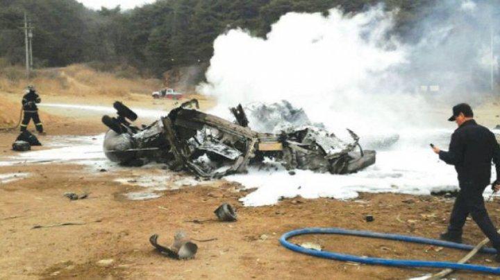 Un elicopter s-a PRĂBUŞIT în Portugalia din cauza vremii. Moartea a PATRU persoane, confirmată