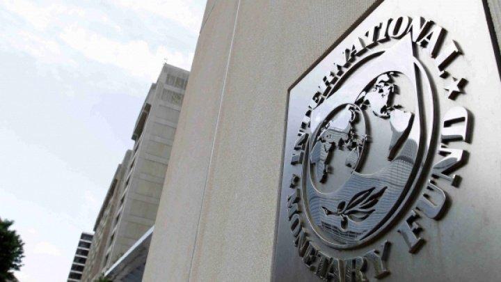 O echipă de experţi ai Fondului Monetar Internaţional vine în Moldova