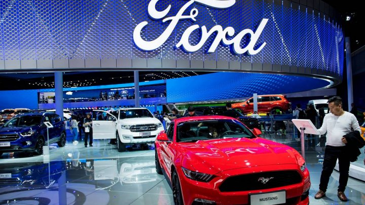 Ford estimează că, în 2022, va vinde mai multe maşini electrice decât clasice