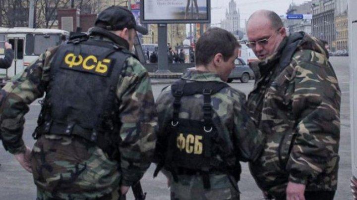 Rusia a arestat un american pentru spionaj