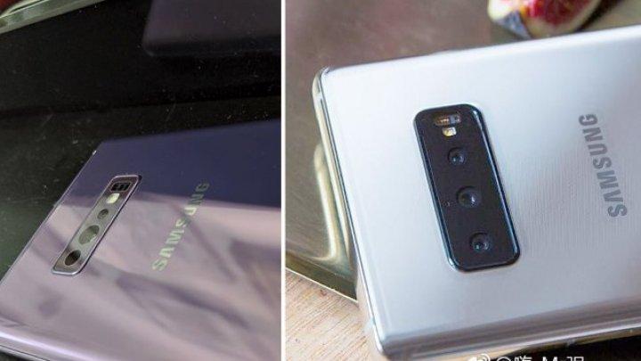 Galaxy S10 apare în noi imagini de prezentare (FOTO)