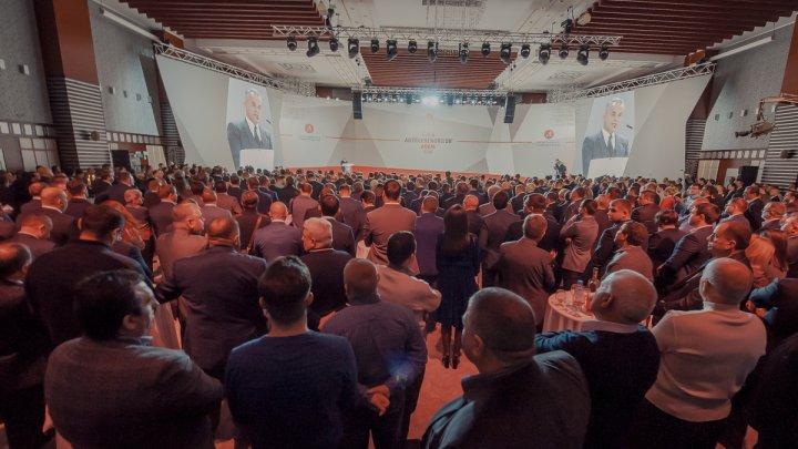 Vlad Plahotniuc, la Gala AOAM: 2018 a fost un an bun pentru business, dar 2019 poate fi și mai bun