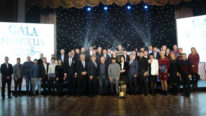 Ion Gheorghiu este noul preşedinte al Federației de lupte din Republica Moldova