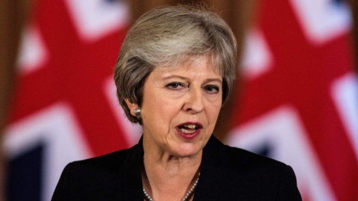 Theresa May propune renegocierea statutului Irlandei de Nord din Acordul Brexit