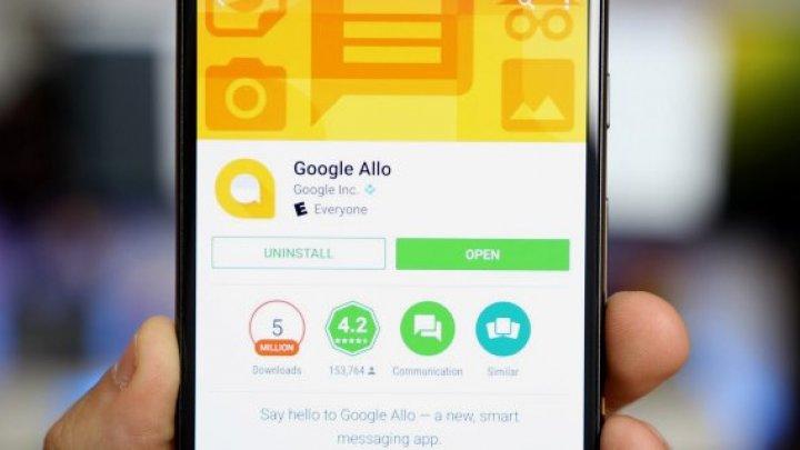 Google admite încă un eşec şi anunţă închiderea serviciului de apeluri video Allo