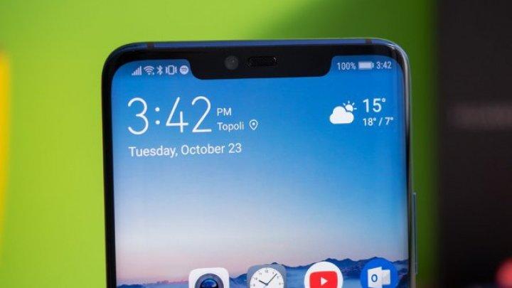 Huawei P30 Pro, pregătit cu ecran AMOLED curbat şi un chipset pe 7nm