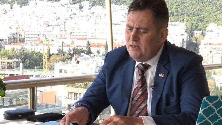 Gofman, despre fraudele din sistemul bancar: Cu susținerea Occidentului, Vlad Plahotniuc a pus capăt schemelor de spălare a banilor