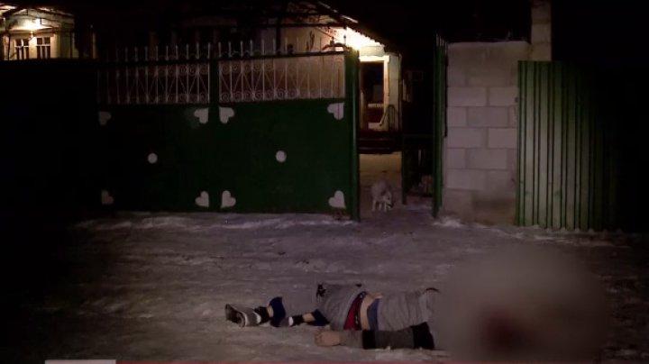 CRIMĂ ODIOASĂ la Străşeni. Un bărbat a fost ucis în bătaie de amicul său de pahar, în prezenţa a doi minori (VIDEO)