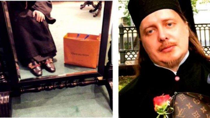 Un preot FIŢOS din Rusia a stârnit invidia piţipoancelor. ŞI-A ETALAT ACCESORIILE DE LUX pe o reţea de socializare (FOTO)