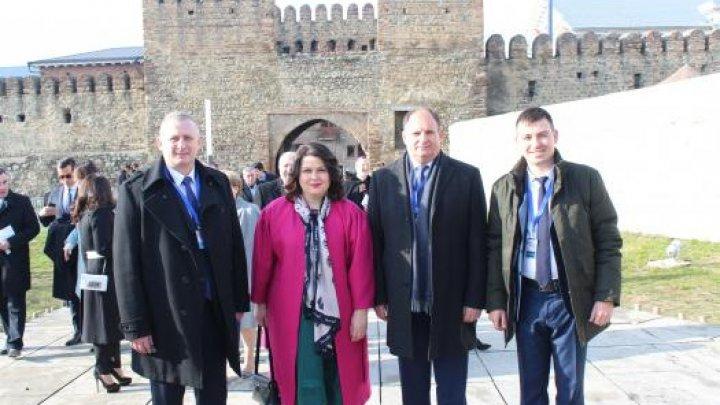 Viceprim-ministrul pentru Reintegrare, Cristina Lesnic a participat la ceremonia de investire a președintelui Georgiei, Salome Zourabichvili