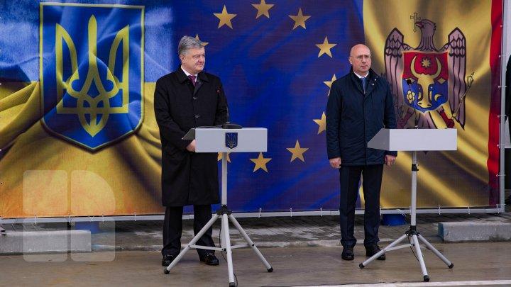 Pavel Filip: Punctul de trecere comun Palanca-Maiaki-Udobnoie vine în confortul cetățenilor care vor traversa frontiera