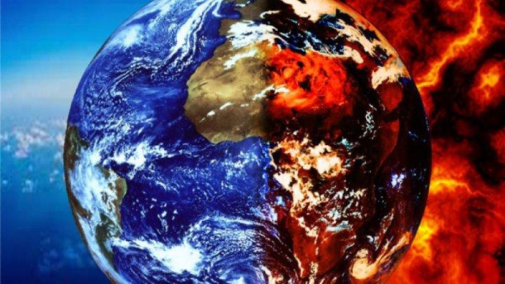 Zeci de mii de persoane au manifestat paşnic la Bruxelles împotriva încălzirii globale