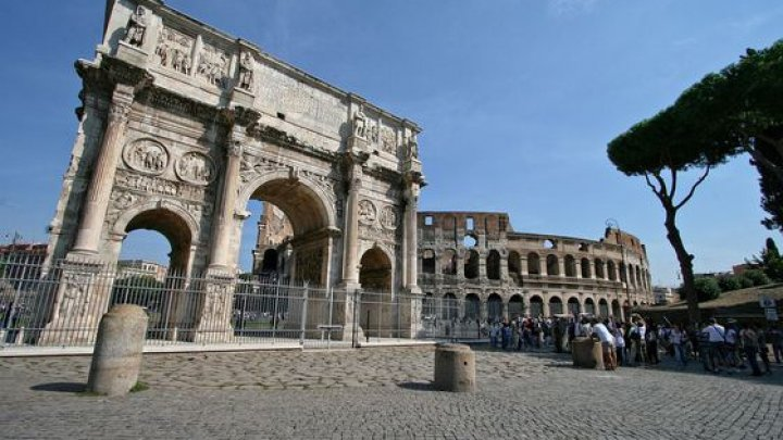 Proteste la Roma. Sute de autobuze turistice au blocat traficul în semn de dezacord cu noul proiect de lege anti-poluare