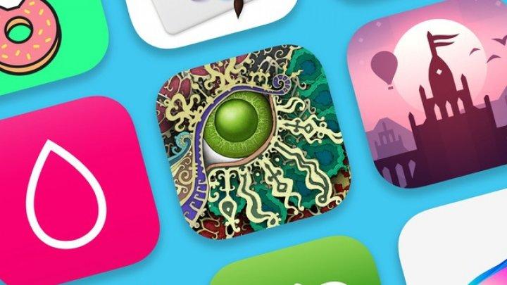 Cele mai bune jocuri şi aplicaţii pentru iPhone, iPad, Mac, Apple TV şi Apple Watch din 2018