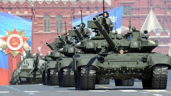 Kremlinul alocă 1,16 trilioane de ruble pentru aprovizionarea cu armament
