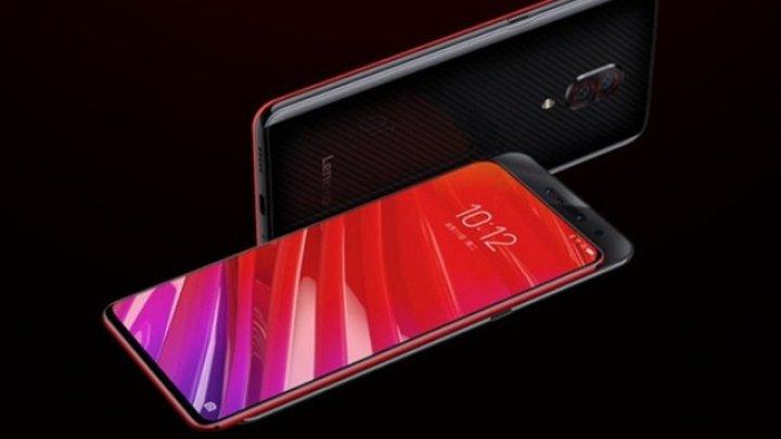 Lenovo a anunţat Z5 Pro GT, primul telefon cu 12 GB memorie RAM