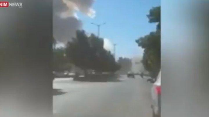 Atentat cu maşină-capcană în sud-estul Iranului. Cel puțin patru oameni au murit (VIDEO)