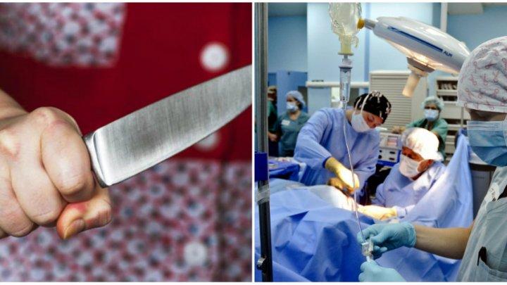Caz excepțional la Orhei. O femeie i-a tăiat organul genital soțului din GELOZIE