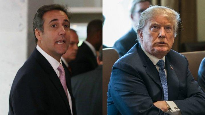 Donald Trump îl vrea la închisoare pe fostul său avocat. Care este motivul enunţat de preşedintele american