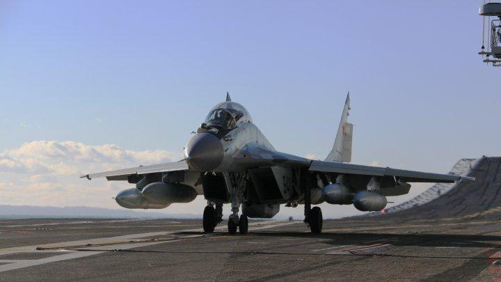India renunță la avioanele ruseşti MiG-29K din cauza problemelor tehnice