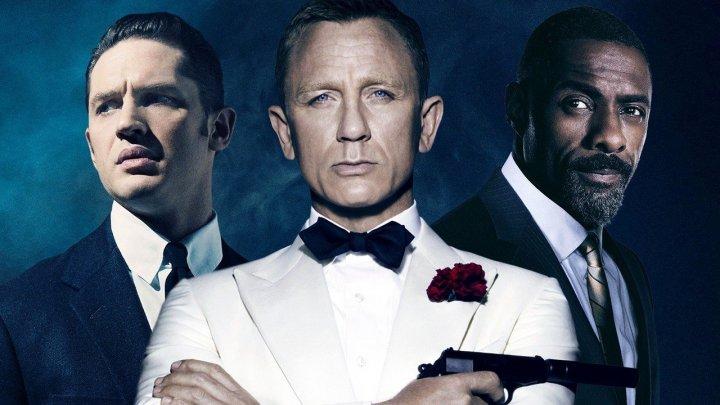 James Bond suferă de alcoolism sever. Un grup de medici au analizat filmele