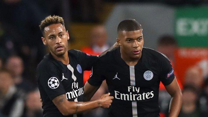 Ultimatum de la UEFA: PSG este obligată să aleagă între Neymar şi Mbappe